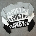 Sweat pretty ladies trainers logo trainer logo tops Dolman sleeve Dolman plain casual because casual ◎ order today 6/8 will ship