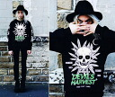 Trainer long sleeve crew neck sweat tops logo selenge celebrity neck skull skull skull Manish