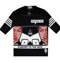 Printed T shirts women's short sleeve spring summer cum for street HIPHOP dance DANCE unisex printed large large large AME-COMI: order today 5/13 will ship