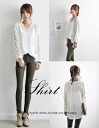 Blouse long sleeve women's shirt tops no color V neck switching floral sleeves lace comfortably simple plain casual adult casual commuters ◎ order today will ship 6/26