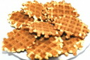 • Natural and healthy sweet potato waffle 10 pieces 1