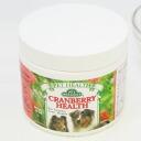 ◎ 50 g of PET BOTANICS cranberry supplement ○ fs3gm