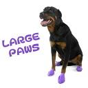 ◎ pauzdog boots 12 enter/large size ( purple) 1