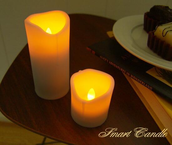 LED REAL CANDLE [S]  スマートキャンドル