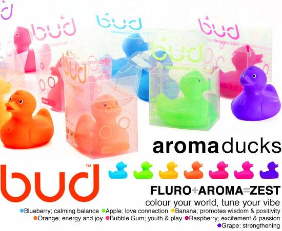【bud】 Aroma Duck [アロマダック]