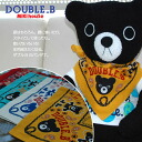 "[reentry load] ""♪ reentry load ☆"" double B ★ black raise of wages bandana 05P01Sep13 where a collar was even"" on"
