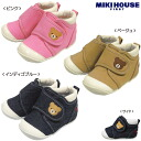 Miki House first ★ tip Winnie Chan ♪ baby shoes