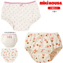 ★ mikihouse ( mikiHOUSE ) ★ Leanna Chan ♪ shorts set: set of two: (90 cm-140 cm) [girls] [10-2449-952]