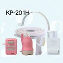 Bath pump 1 hex KP-201H bath mini pond antibacterial resin using maximum 8.5 L per minute bath pump HLS_DU.