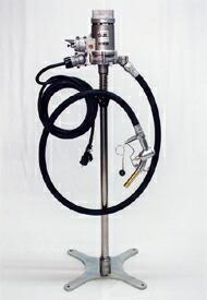 石油製品用防爆構造電動ポンプFC(d2G3)