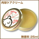 Meat ball creams KIZOW honey cream unscented 25 ml / 5000 yen or more in