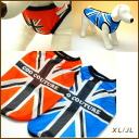 10628 cool X cool Union Jack tank XL/JL // possible / correspondence