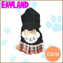 Emyland / bear's ears with includes 7165 (M & DS) and Emmy land //5000 yen or more / / for dog clothes and dog clothes for autumn-winter / / dog clothes dog clothing / knitwear / one-piece / Kuma-Chan / Ribbon /
