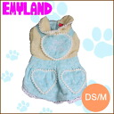 Emyland / heart collar one-piece 7164 (M & DS) Emmy land / 5,000 yen or more in it's / / for dog clothes and dog apparel / for autumn and winter dog clothes dog clothing / dress / heart / Pocket / race /