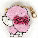 Chichi New York poodle poodle type coin purse