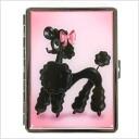 Fluff Pixie poodle card case FC625PX
