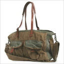 NU9002 vintage fabric 2WAY carry
