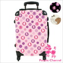Trunkcareykerspoodle dot dog / poodle / carry case / carts / trunk case / travel bags / toy