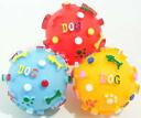 Proper dog ball DOG S size dogs / dog / pet / toy / toy