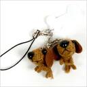 Place strap dog