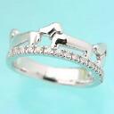 ベビーズシュー's animal ring Dachshund [16323]