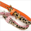 K. Collection Harako Leppard color (SS size) RN-024 dog / dog / pet / collar / harness / goods