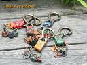 Japlish leather key holder [2-3 weeks] 【kg11】