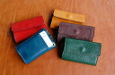TIDEWAY leather key case [3 business days] 【kg11】