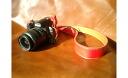 TIDEWAY leather camera strap (L)  [3 business days] 【ot13】