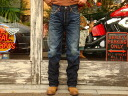 PORKY's ( Porky ) original jeans XX MODEL VINTAGE WASH