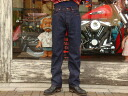 THE BILLIKENMAN ( ビリケンマン ) B-103 WORK PANTS ONE-WASH