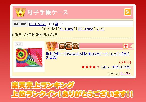 ランキング第3位獲得!ありがとうございます!!