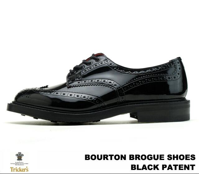 Mens Patent Shoes Burton