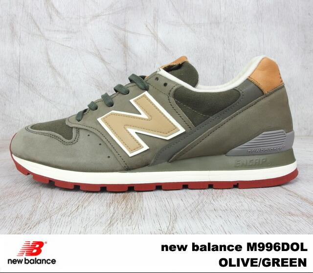 m996 new balance Green