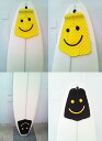 2015 surfing SMILY FACE smiley yellow black adult costume