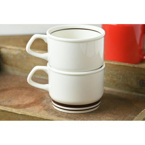 [老式的茶线11cm堆栈兼用茶杯(高度:6cm)※b级品(奥特莱斯品)]