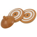 WOODYPUDDY (Woody puddy) wood toy 10P18Oct13,