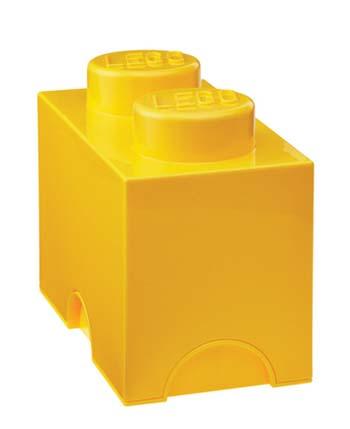 LEGO レゴ ストレージボックス2 YE