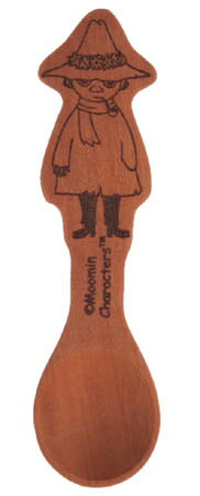 ムーミン 木製スプーン スナフキン