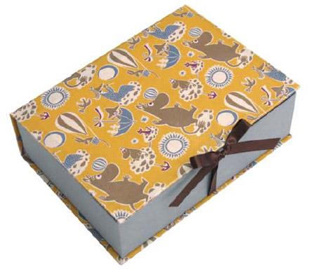 ムーミン プレゼントボックス ムーミンMU/BL