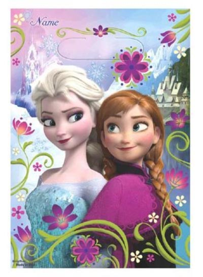 アナと雪の女王 8pcルートバッグ Design Ware