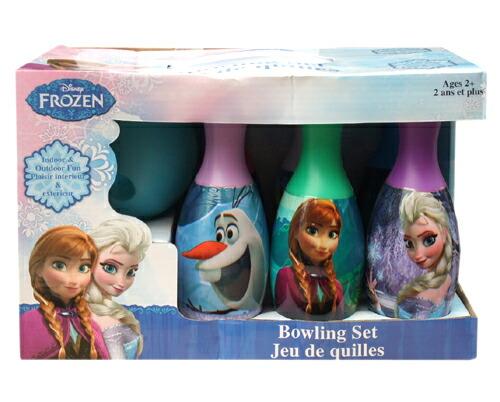アナと雪の女王 キッズボウリングセット