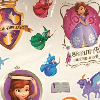 Character zakka shop pretzel rakuten global market for Sofia the first tattoos