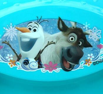 アナと雪の女王 ラウンドPPボウル ZAK!