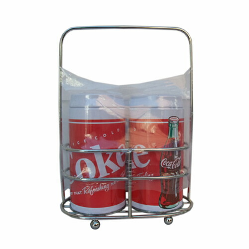 Coca Cola ソルト & ペッパー キャディ