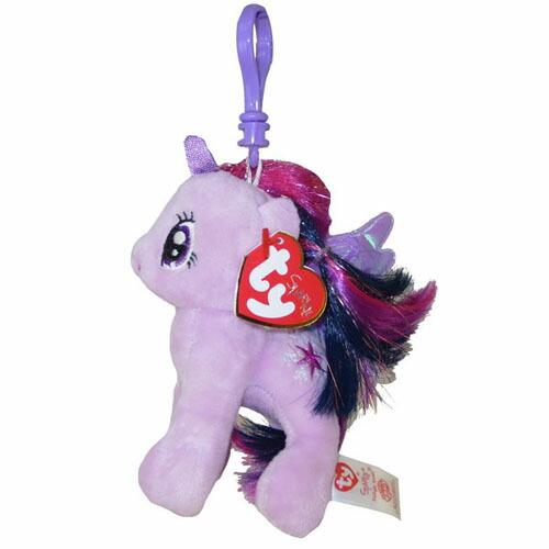マイリトルポニー My Little Pony トワイライトスパークル ぬいぐるみマスコット