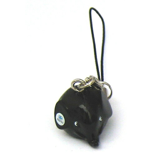Norsu  (エレファント)マスコット ブラック