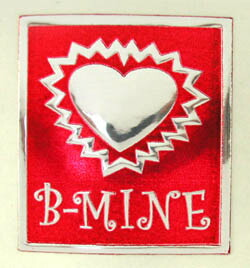 フォイルステッカー B-MINE