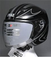 sj-9ジェットヘルメット ブラック