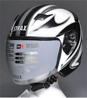 sj-9ジェットヘルメット ホワイト